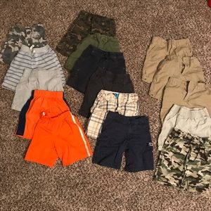 Other - 3T Boys Shorts (16 pairs)